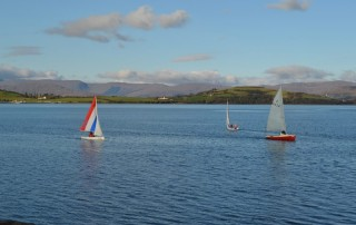 bantry bay sailing