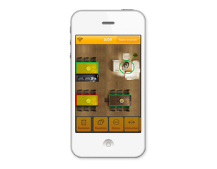 iphone handheld ordering