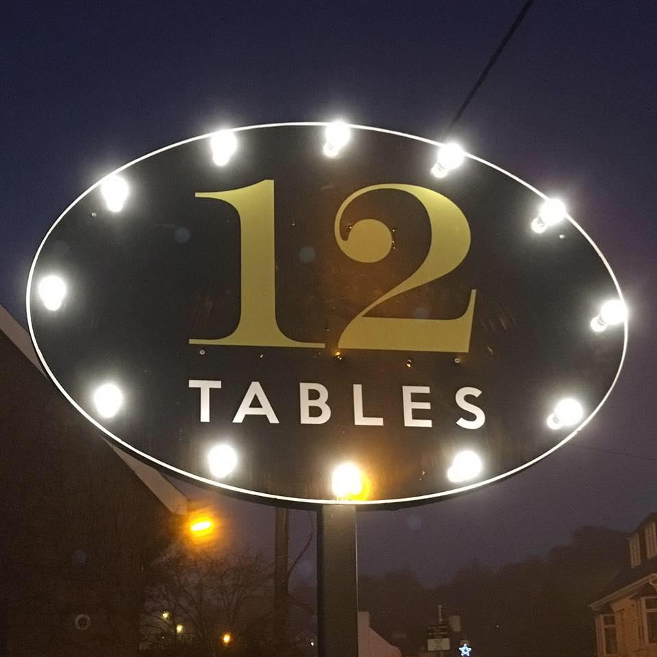 12 Tables Douglas Radley Systems